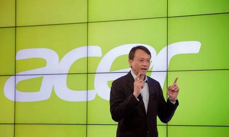 Acer, obiettivi per il 2015: puntare tutto sugli smartphone