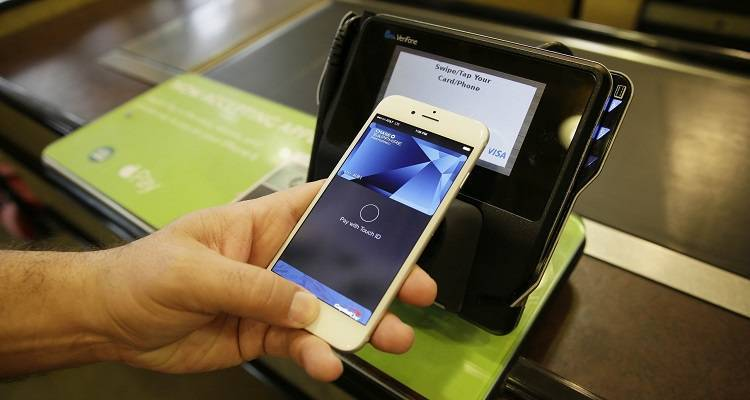apple pay nei distributori automatici