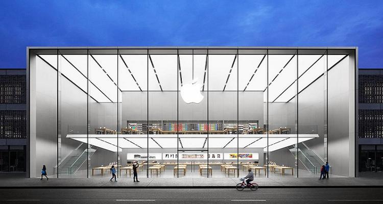 Nuovo Apple Store in quel di Hangzhou