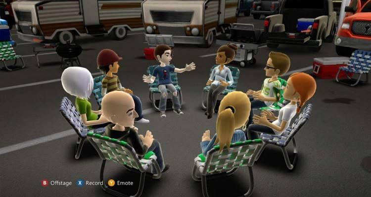 Xbox Avatar.