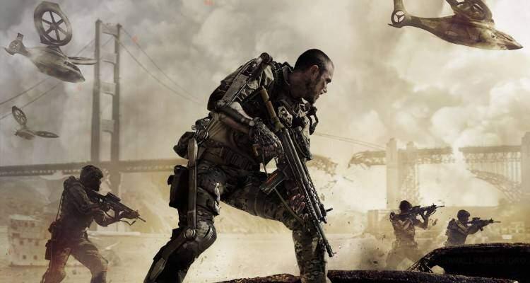 Call of Duty Advanced Warfare è il titolo più venduto del 2014