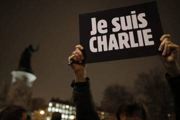 Google sostiene la causa di Charlie Hebdo