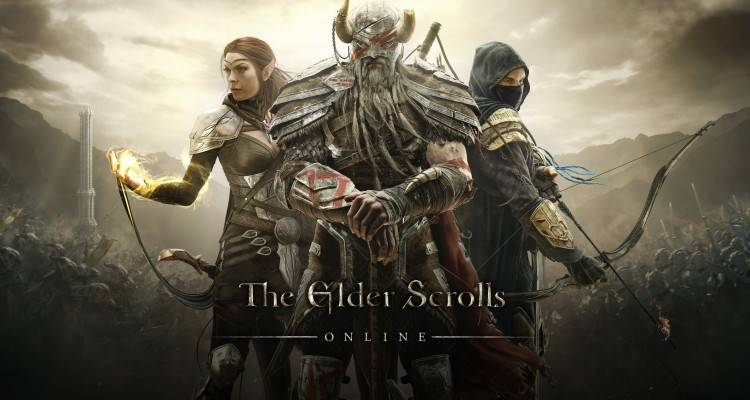 The Elder Scrolls Online: data d'uscita per la versione console