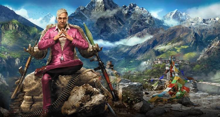Far Cry 4: Zombi, vampiri e dinosauri prossimamente?