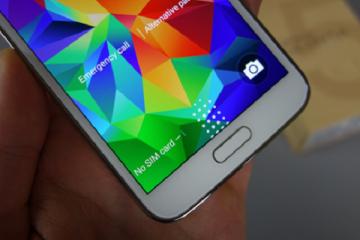 Samsung Galaxy S6 nuovo lettore di impronte