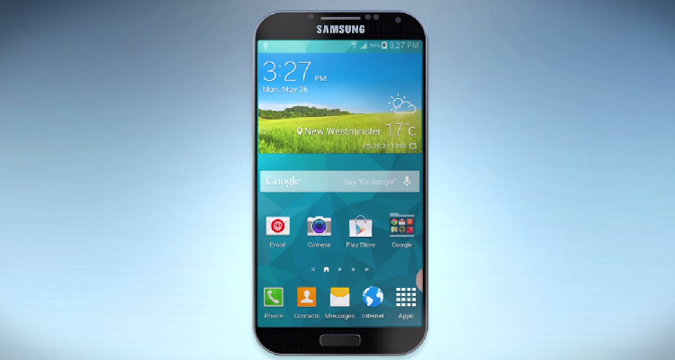 Samsung Galaxy S6 appare in un video ufficiale