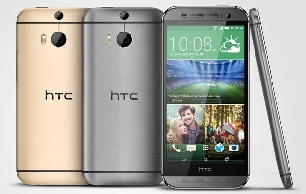 HTC One M8 foto