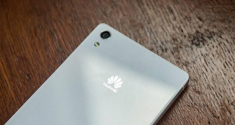 Telefono di Huawei