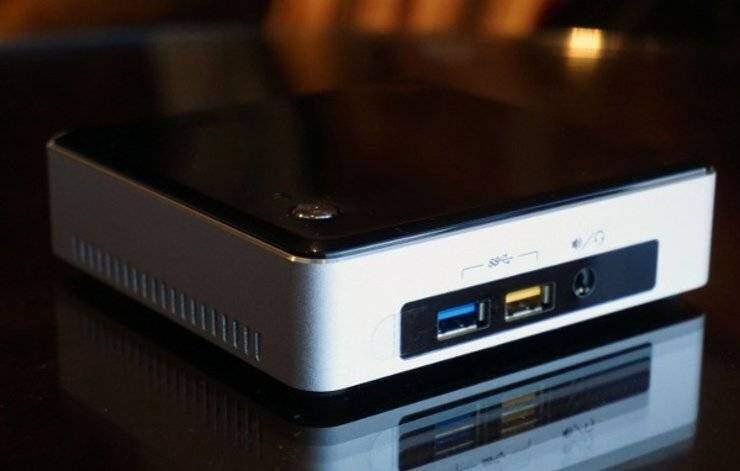 Intel: svelato NUC Mini PC con Core i7 Broadwell