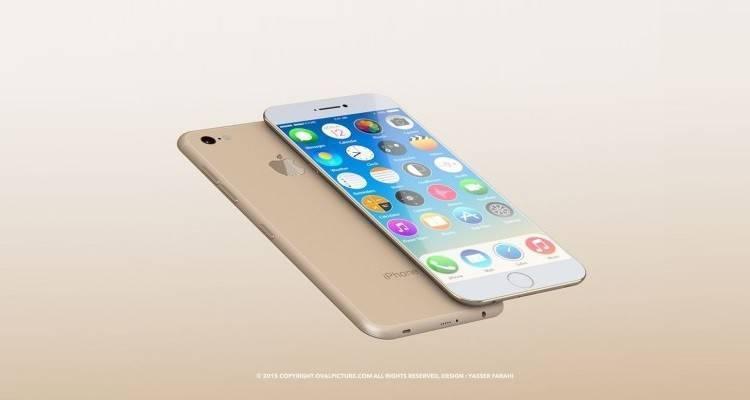 iPhone 7: primo inedito concept