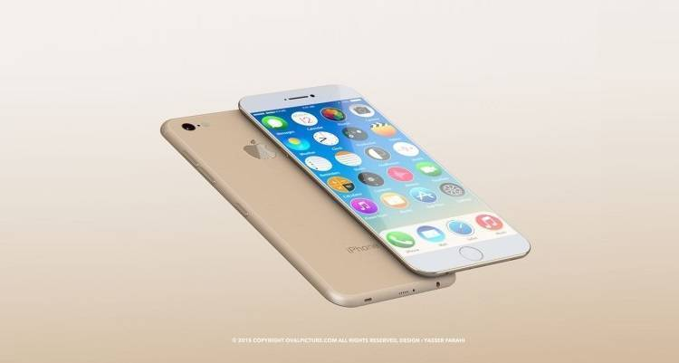 iPhone 7: spunta già un primo inedito concept