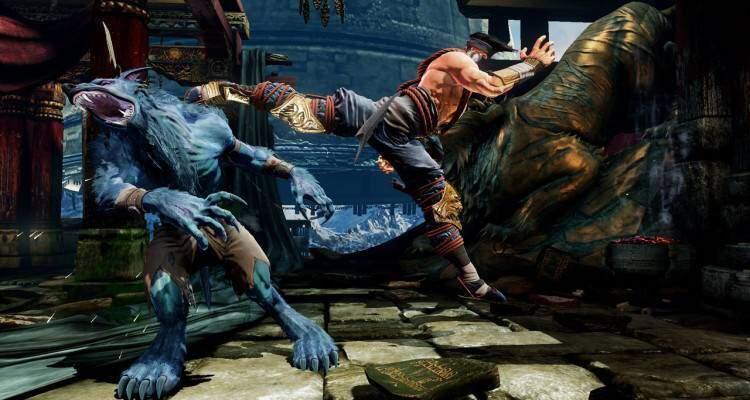 Killer Instinct: trailer del nuovo personaggio, Omen