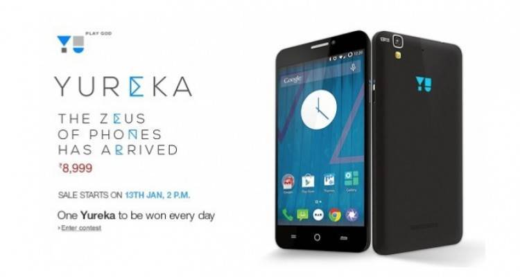 Micromax Yureka sold out in India