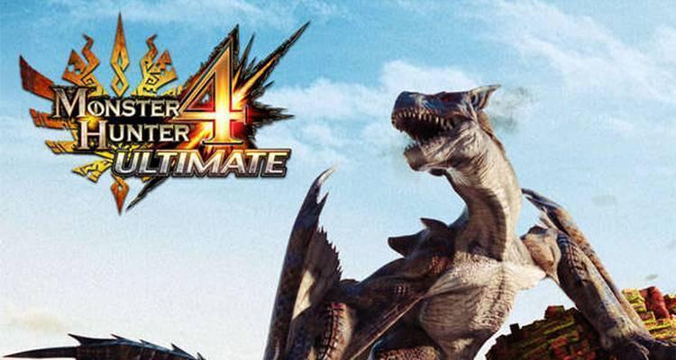 Monster Hunter 4: Ultimate.