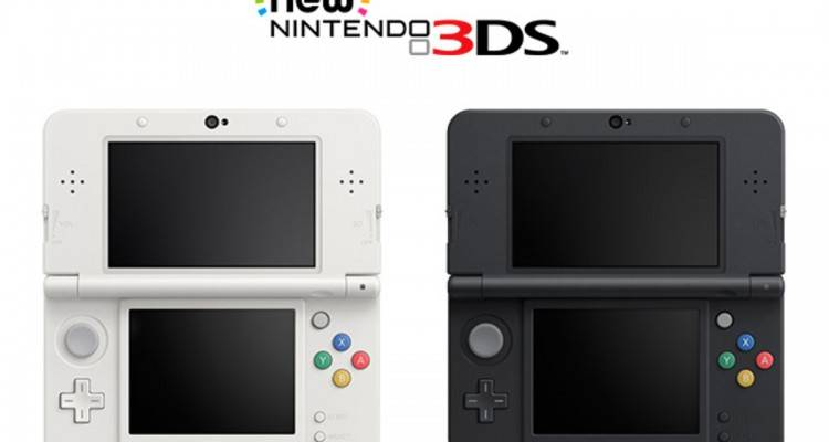 New Nintendo 3DS.