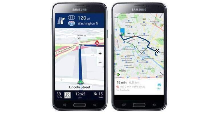 Nokia HERE per Android conquista un grande successo