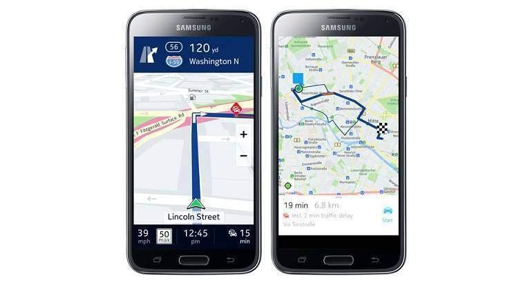 Nokia HERE fa il pieno: oltre 1mln di download dal Google Play