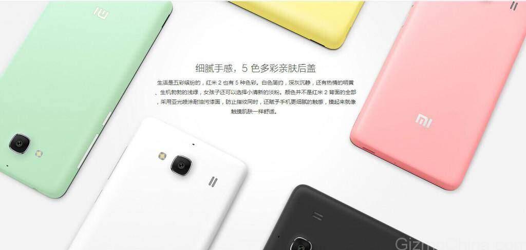 Xiaomi Redmi 2: in arrivo versione potenziata con 2GB di RAM