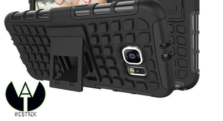 Samsung Galaxy S6: primo dettaglio estetico rivelato dalla prima cover