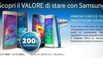 Samsung Galaxy Note 4 e Galaxy S5