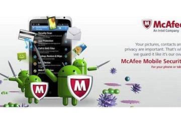McAfee pronta ad entrare nel mercato Android