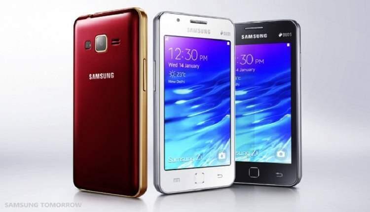 Samsung Z1 raggiunge il milione di vendite. E i progetti aumentano