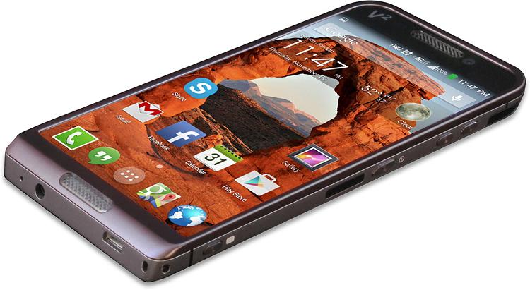 Saygus V2: lo smartphone con 320GB di memoria è realtà
