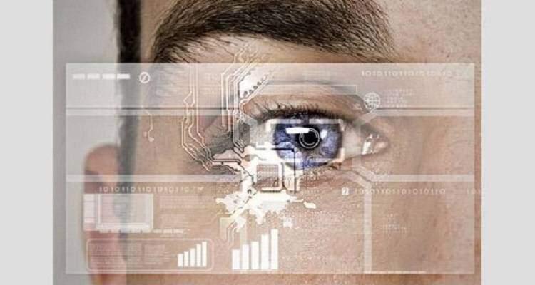 Scanner dell'iride per i futuri smartphone
