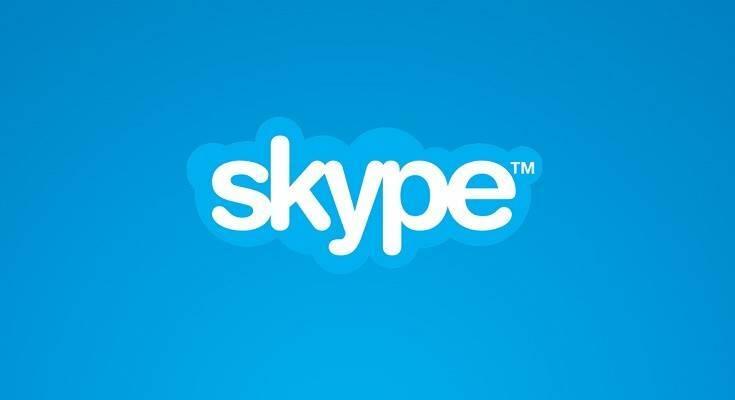 Skype e Windows 10