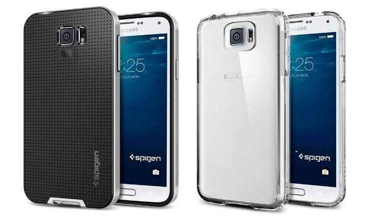 Samsung Galaxy S6: ancora conferme dalle custodie Spigen