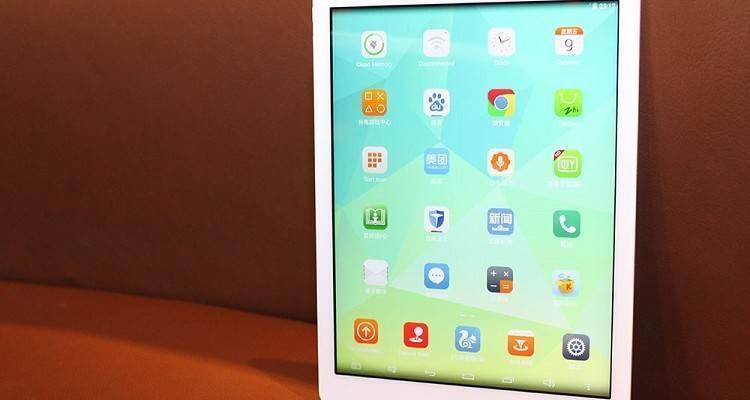 Taipower X98 Air 3G clone di iPad Air