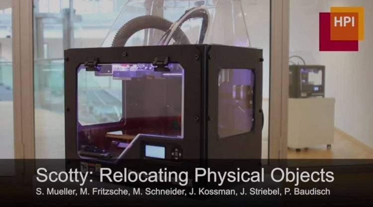 Teletrasporto è realtà: i ricercatori lo ricreano con la stampa 3D!