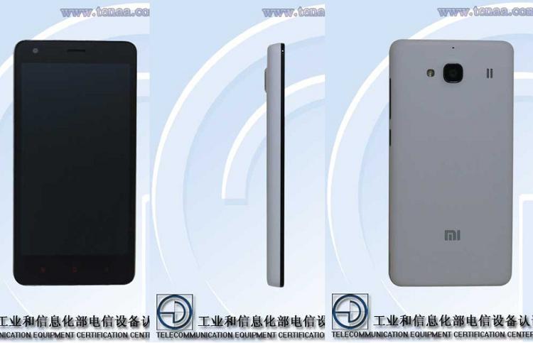 Xiaomi: nuovo smartphone 4G da 60€ certificato dalla TENAA