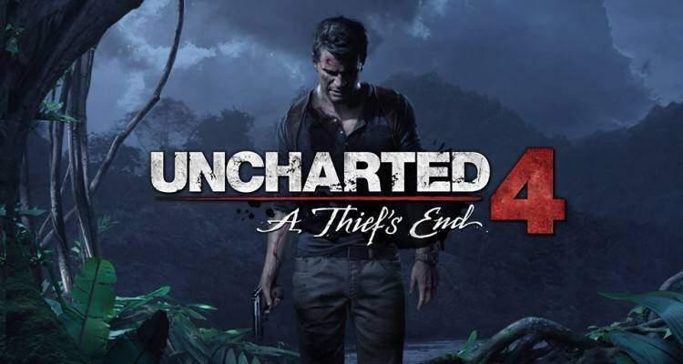 Uncharted 4.