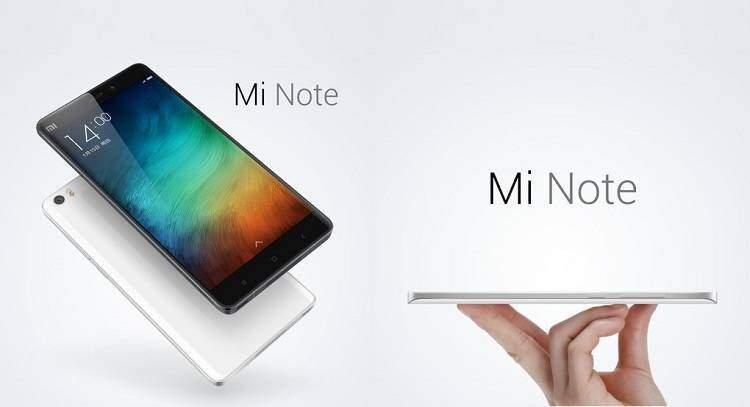 Xiaomi Mi Note: arriva la variante con supporto all'LTE globale