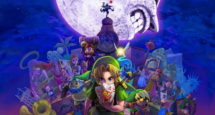 Zelda Majora's Mask 3D: disponibile un nuovo trailer