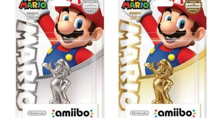 Amiibo Mario.
