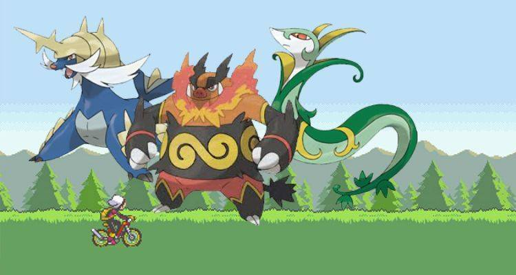 Nintendo distribuisce gratuitamente i vecchi starter Pokémon
