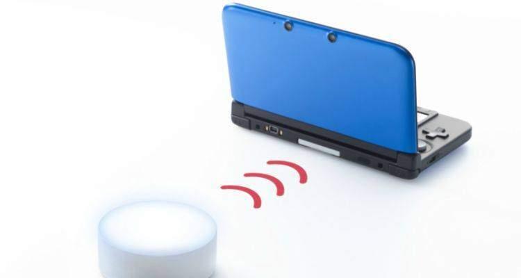 NFC Nintendo 3DS.