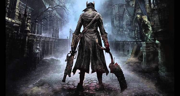 Bloodborne.