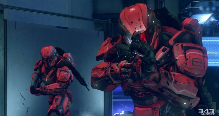 Halo 5: Guardians.
