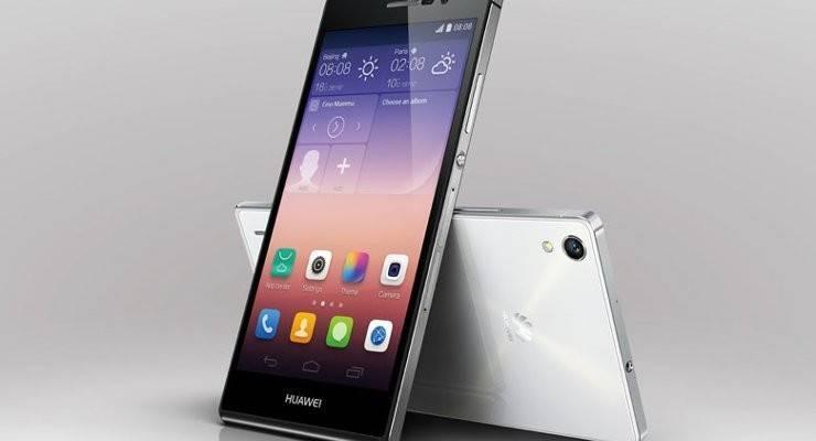 Huawei P8 con corpo in ceramica e Gorilla Glass 3