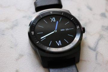 Foto dal vivo LG G Watch R