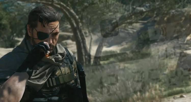 Metal Gear Solid V The Phantom Pain: svelata la data d'uscita?