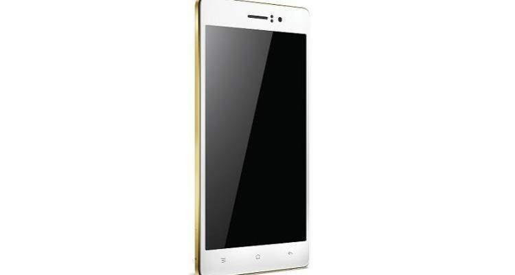 Versione dorata di Oppo R5