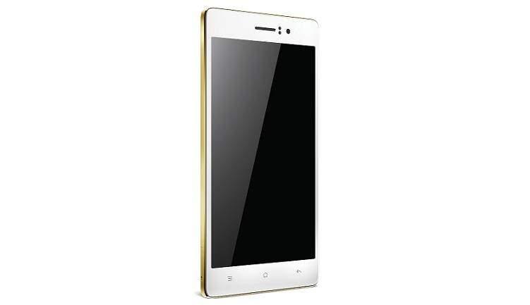 Oppo R5: spunta la Limited Edition con cornice dorata