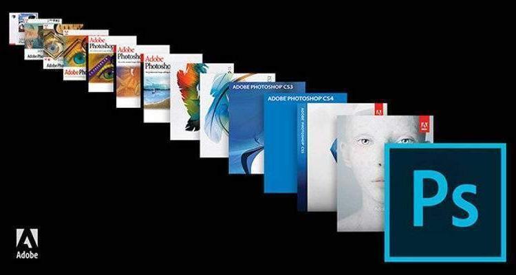 Photoshop celebra 25 anni di storia dell'image editing!