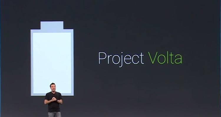 Immagine relativa alla presentazione di Project Volta