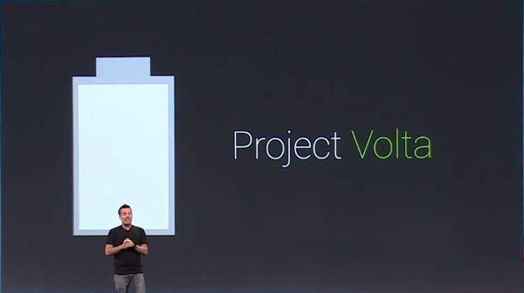 Project Volta: istanza personale su Android Lollipop 5.1