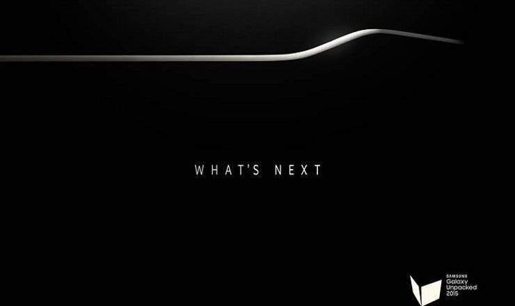 Samsung Galaxy S6 Edge rivelato: presentazione ufficiale all'MWC